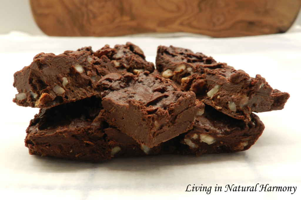 Recipe: Healthy bar of chocolate