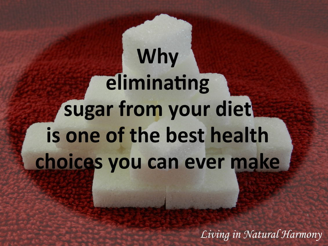 Why eliminating sugar from your diet is one of the best health choices you can ever make – Part 1