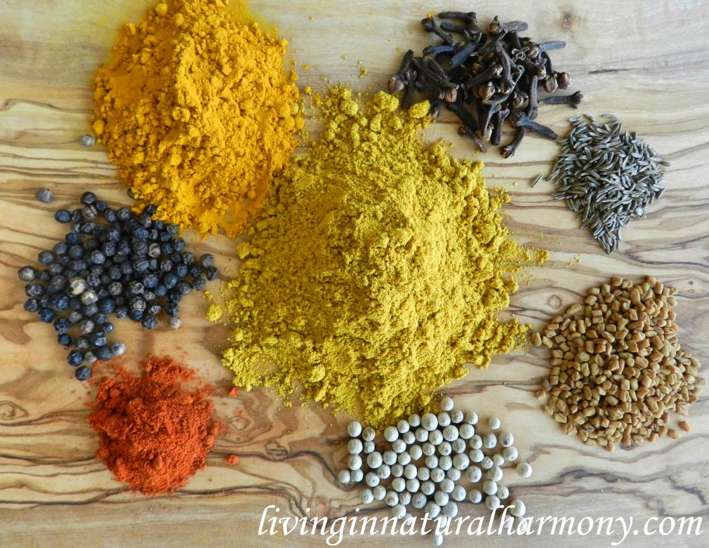Rezept: Currypulver selbst herstellen